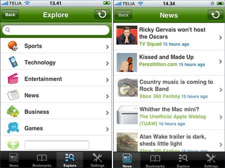 mobispine iphone Mobispine IPhone App