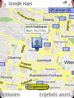 screenshot0010 Google Latitude: Freunde orten leicht gemacht