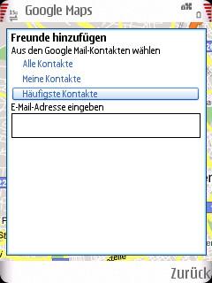 screenshot0013 Google Latitude: Freunde orten leicht gemacht