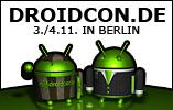 droid partner2 Event: droidcon & droidcamp Berlin