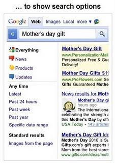 screenshot 1b Neuer Look für die mobile Google Suche