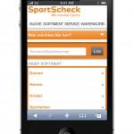sportscheck iphone app 150x150 SportScheck startet M Commerce Offensive
