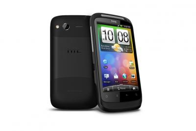 this is the new version of the htc desire s it has a faster processor and high def video nice MWC Roundup Tag 2