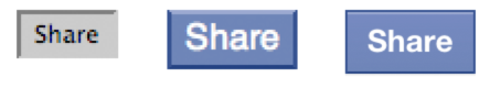 sharebuttons Neue mobile Version von facebook