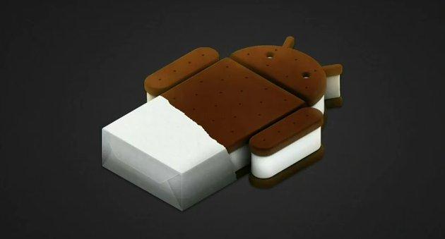 iccream Android News von der Google IO