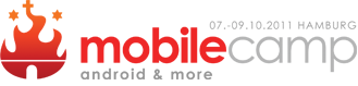 logo Event: mobilecamp Hamburg