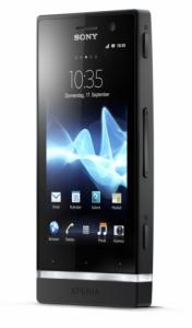 Sony Xperia U 1 screen 176x300 Mobile World Congress Roundup #1