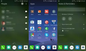 arrowlauncherpages 600x356 300x178 Microsoft bringt eigenen Android Launcher